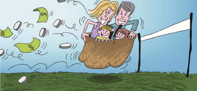 Finanzierung der Traumreise mit der Familie