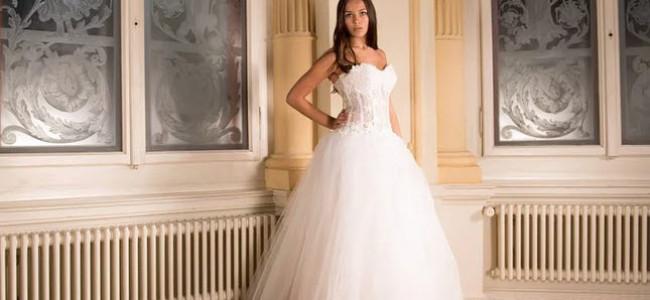 Die schönste Braut sein