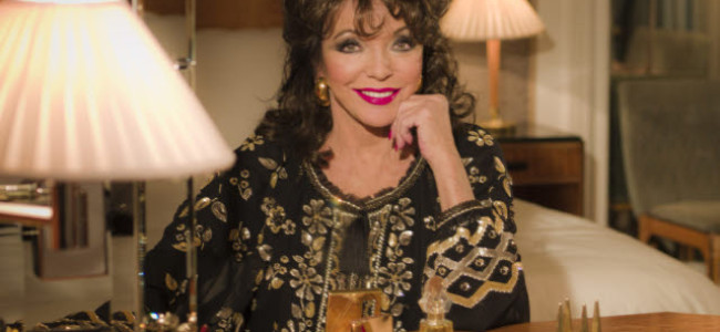 """Timeless Beauty"" Kollektion von Joan Collins"
