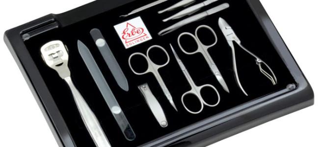 Nagel-, Kosmetik- und Fußpflegeinstrumente