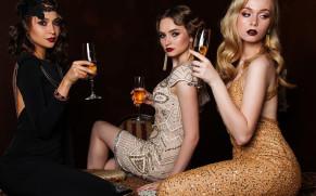 Glamorous Nightlife – Elegante Oscar-Looks