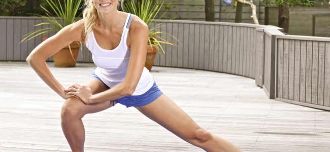 Mit Übungen das Bindegewebe in Topform bringen