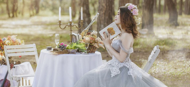 Ja, ich will! – die schönste Braut sein