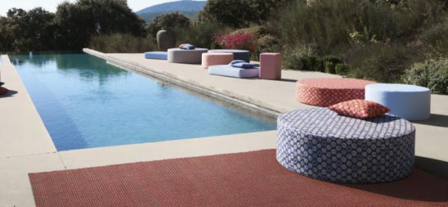 Handgewebten In- und Outdoor-Teppiche