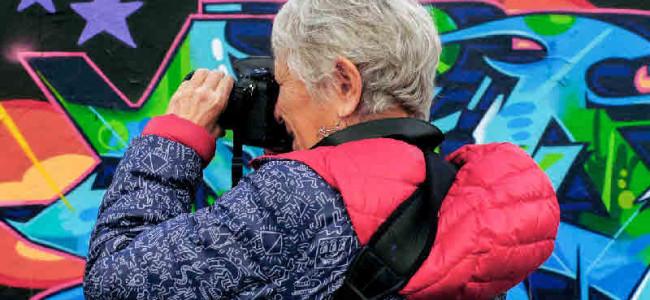 Martha Cooper – Königin der Street Art