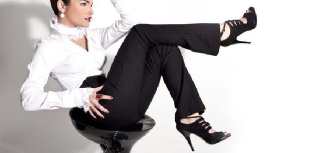 Mode: Schlichte Eleganz