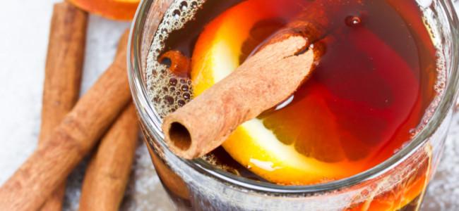 Rezeptvorschlag: Wärmender Tee-Punsch mit Schwarztee