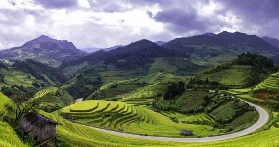 Zauberhaftes Laos und quirliges Vietnam