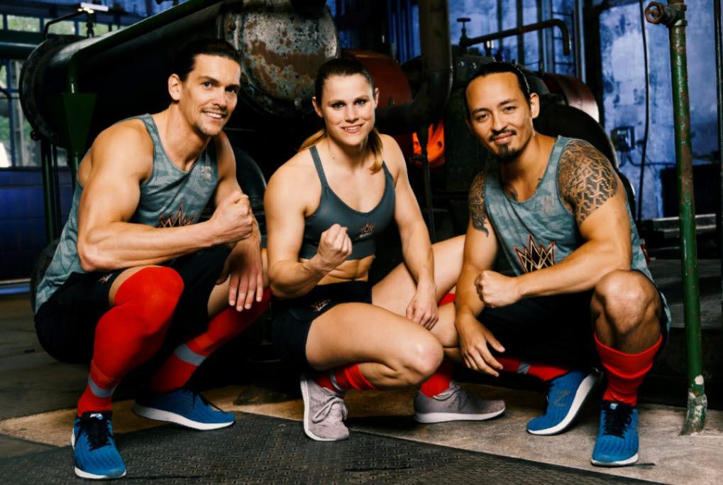 Team Ninja Warrior Germany 2019 Teams
