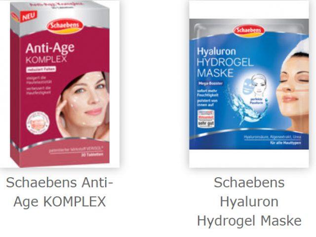 Anti-Age KOMPLEX & Hyaluron Hydrogel Maske