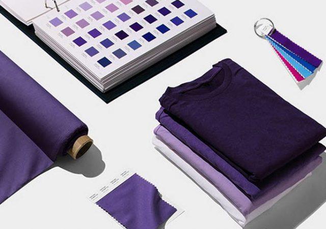 Ultra Violet ist die Pantone Farbe des Jahres 2018